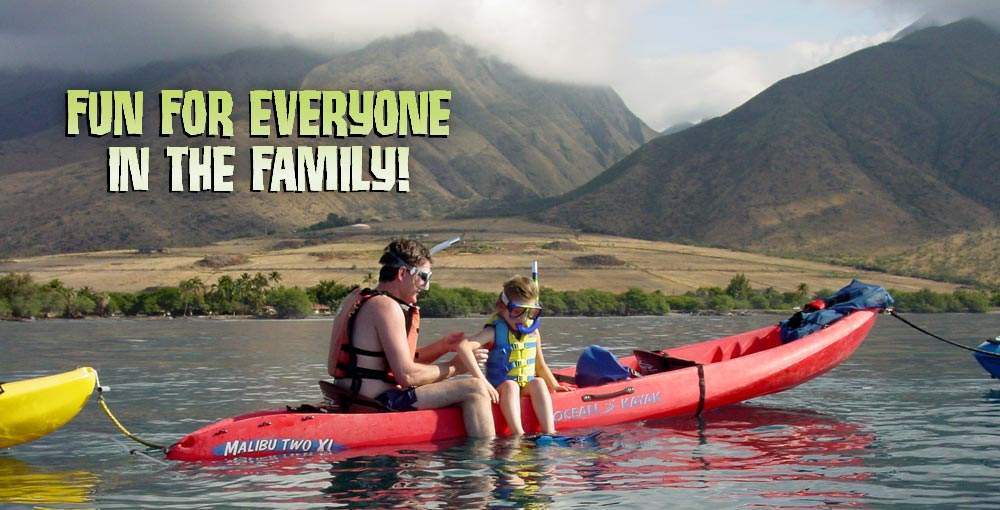 Family Fun On Maui